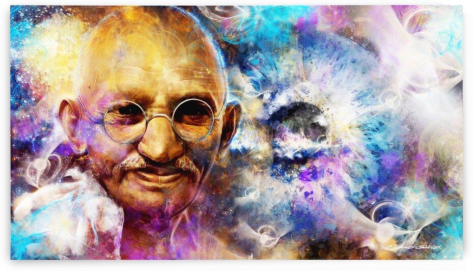 Mahatma by Edmond Garnier