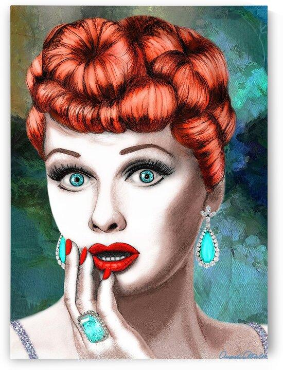 I Love Lucy by Amanda Atsalis