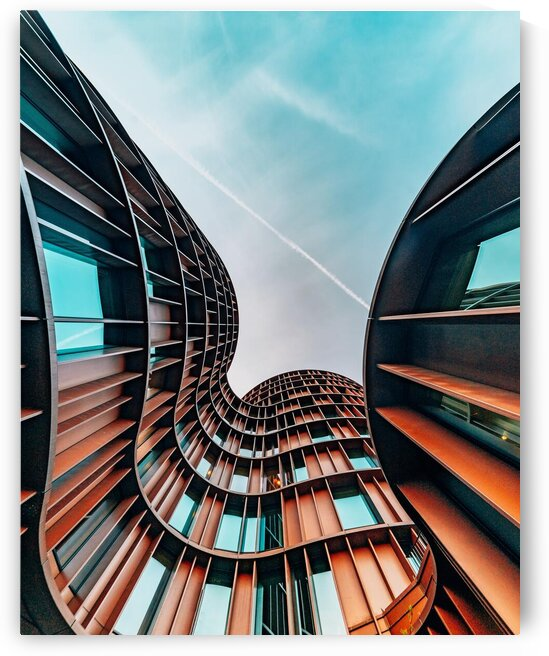 Facade design architecture by Golden Art Avenue