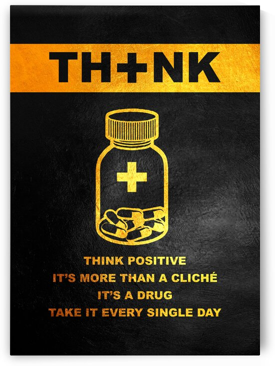 Think Positive by ABConcepts
