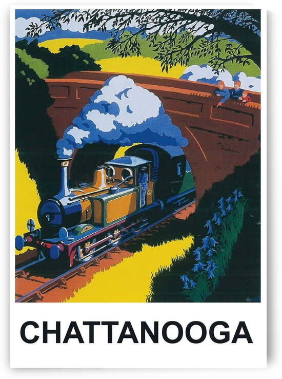 Chattanooga by vintagesupreme