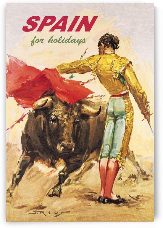 Spanish Bullfighter by vintagesupreme