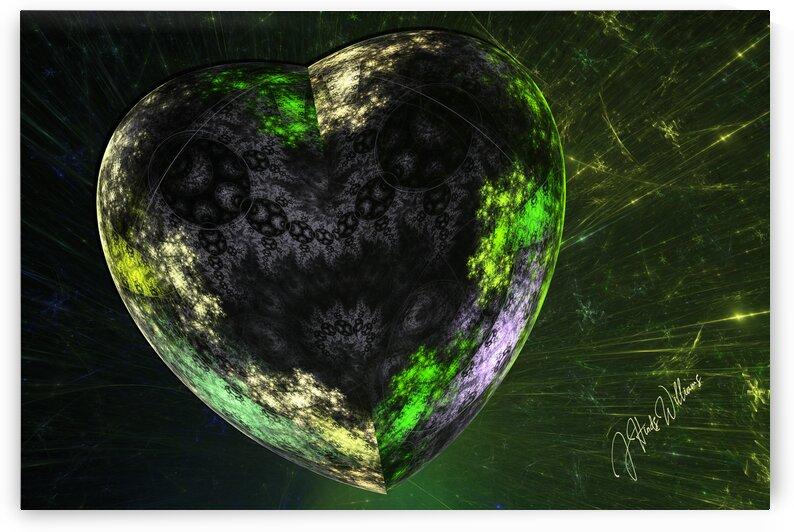 Emerald Heart by Derbyshire Hearts