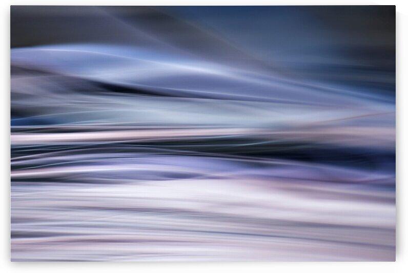 Blue fusion by Julie Mciver