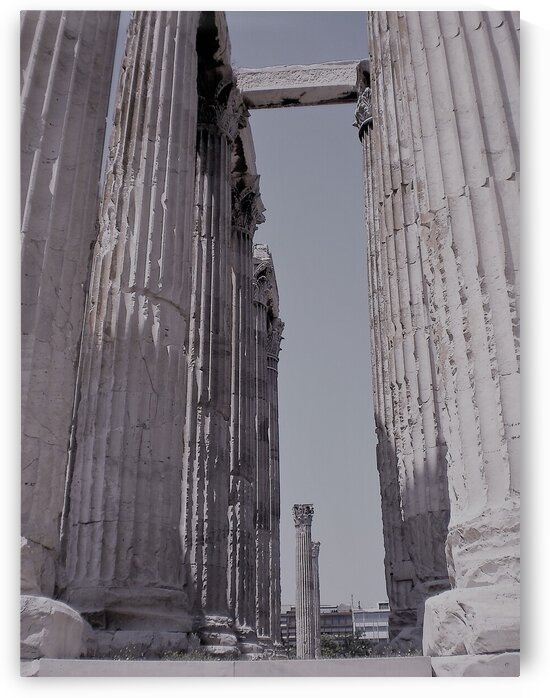 Athens  B by AttoGraphy