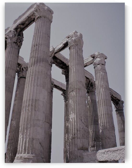 Athens  A by AttoGraphy