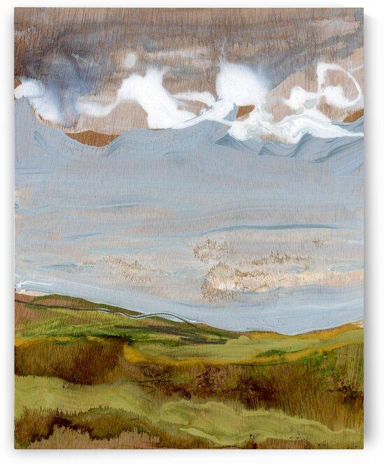 Imagined Landscape by JLMohr Art