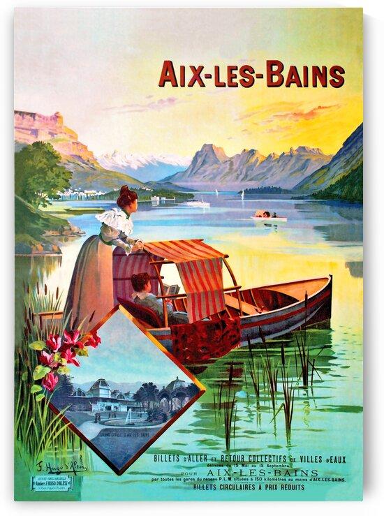 Aix Les Bains by vintagesupreme