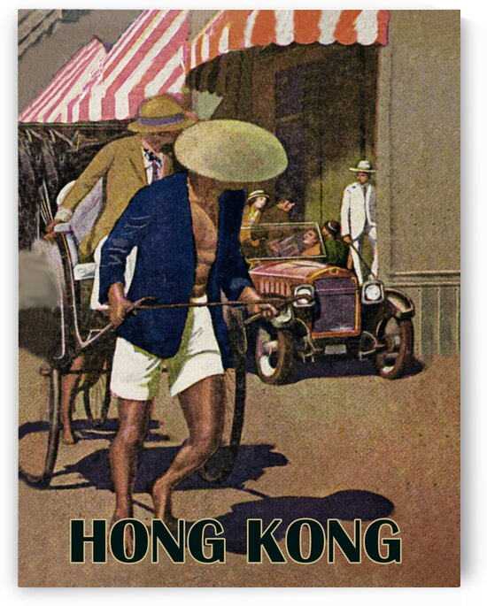 Traditional Hong Kong by vintagesupreme