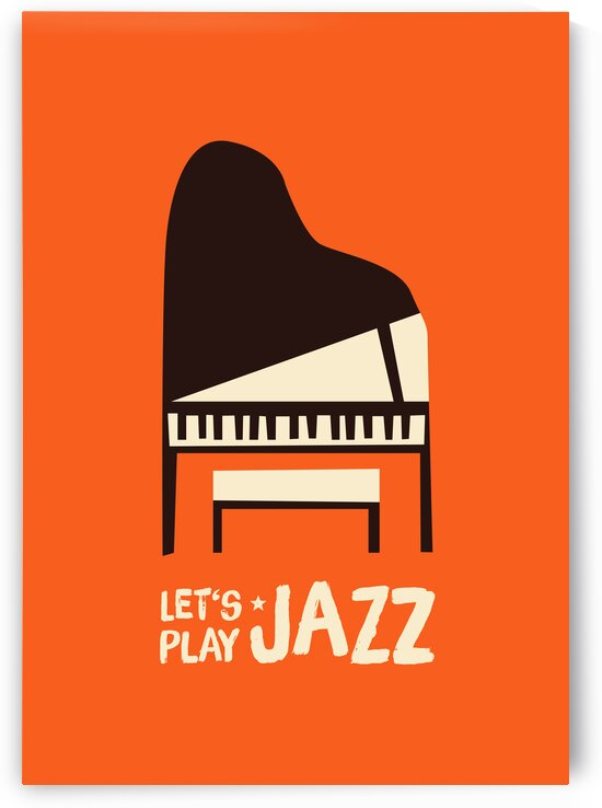 Lets play jazz by Rene Hamann