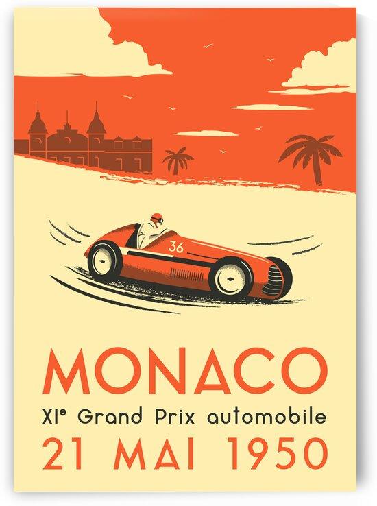 Monaco by Rene Hamann