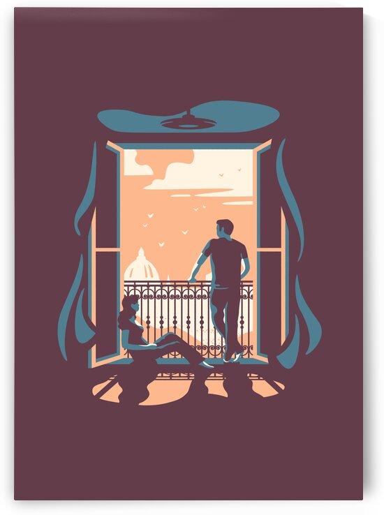 The window by Rene Hamann