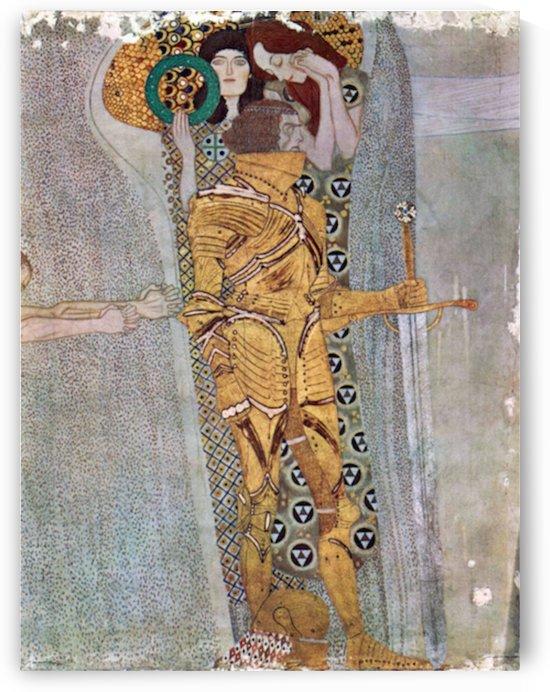 The Beethoven Freize by Klimt by Klimt