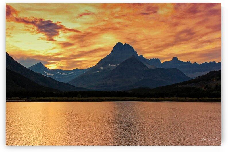 Glacier National Park Montana by Jim Zenock