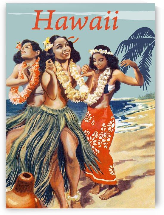 Hawaii Girls by vintagesupreme