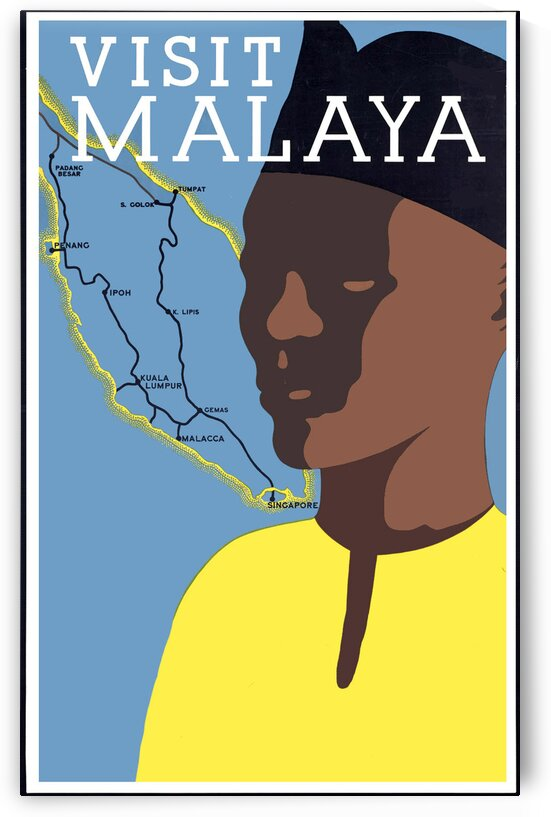 Visit Malaysia by vintagesupreme