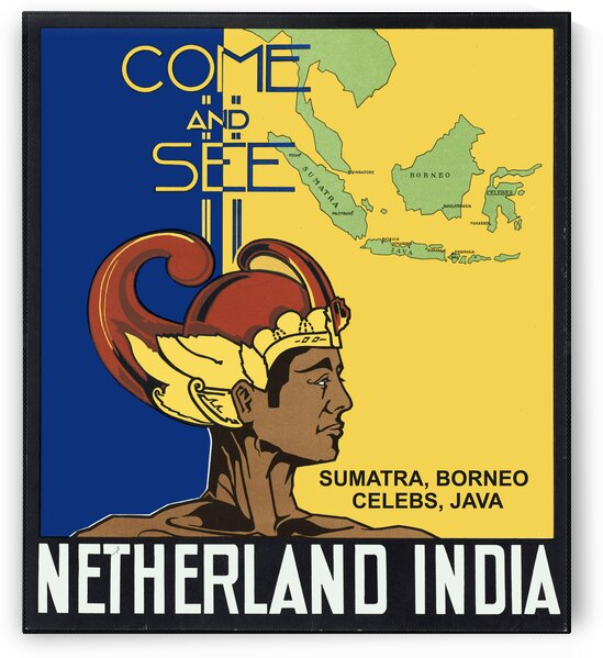 Netherland India by vintagesupreme