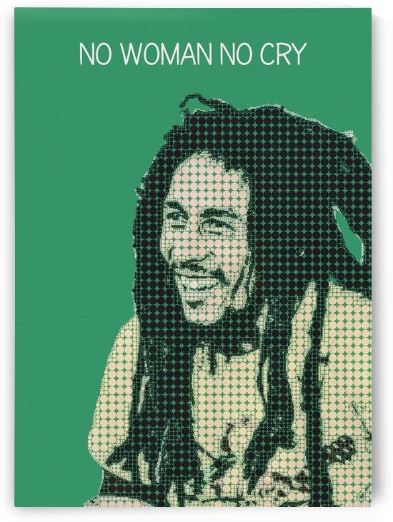No Woman No Cry   Bob Marley by Gunawan Rb