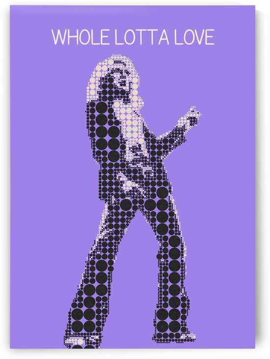 Whole Lotta Love   Robert Plant by Gunawan Rb