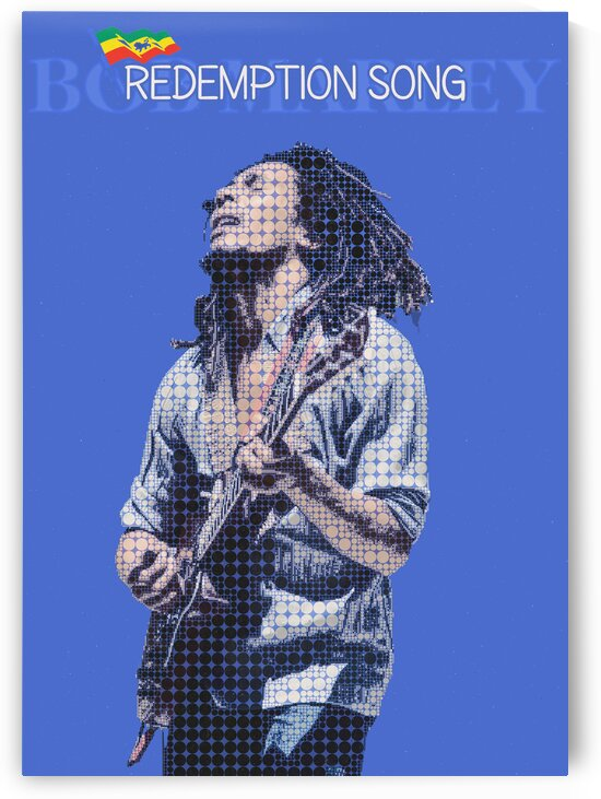 Redemption Song   Bob Marley by Gunawan Rb