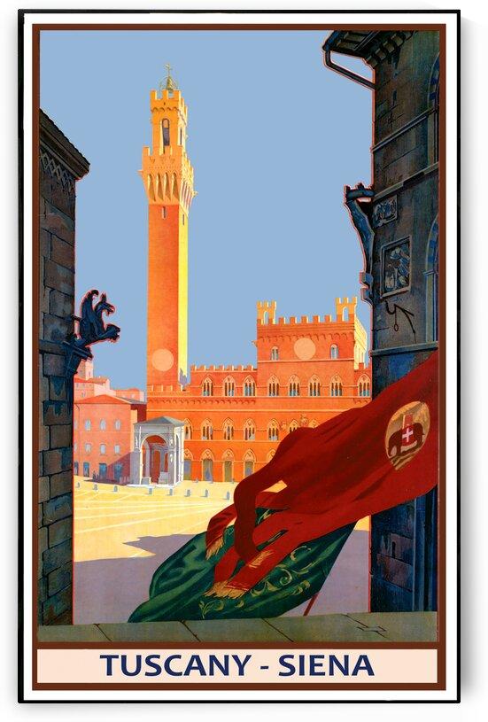 Tuscany Siena by vintagesupreme