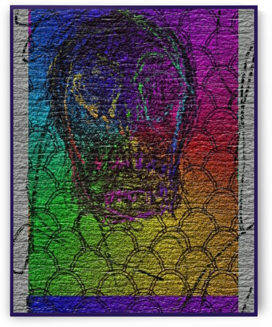 COLORSKULL by Justin James