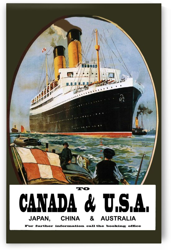 Oversea Cruiser by vintagesupreme
