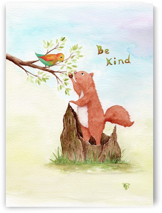Be Kind  by Feerie