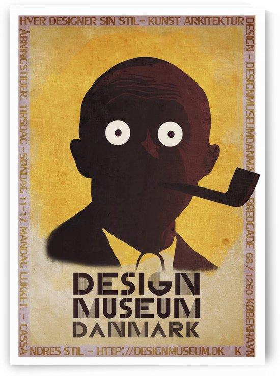 Design Museum Danemark by VINTAGE POSTER