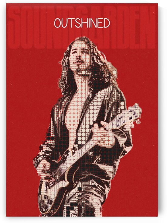 Outshined   Chris Cornell   Soundgarden by Gunawan Rb