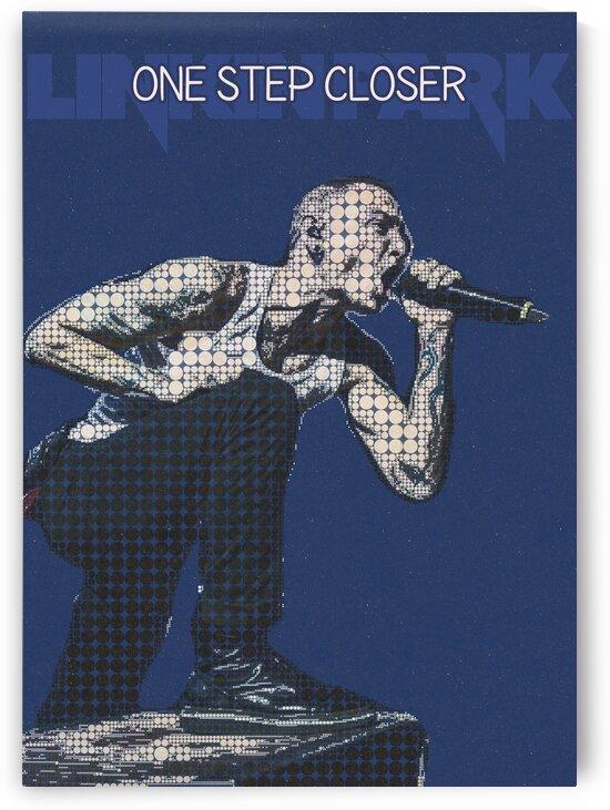 One Step Closer   Chester Bennington   Linkin Park by Gunawan Rb