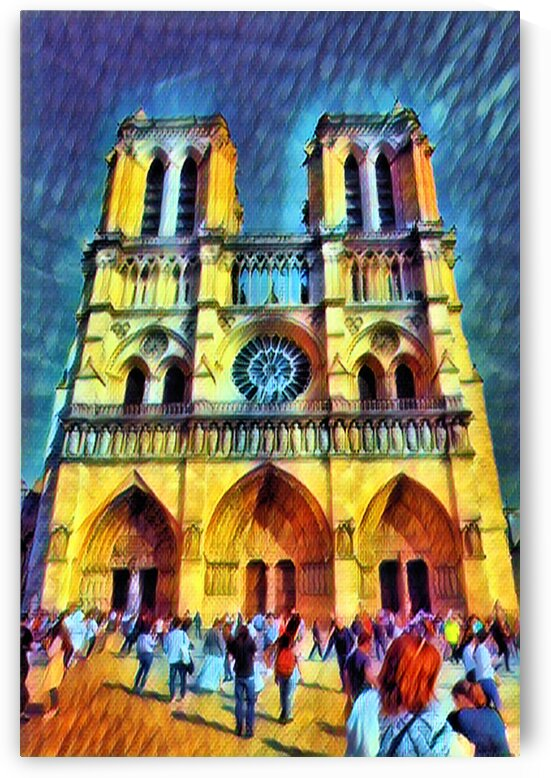 Cathedral by Flodor