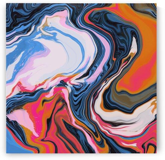 Pour paint1 by Sarah Butcher