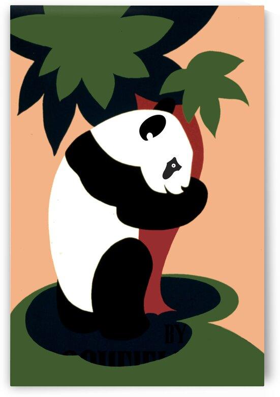 Panda by vintagesupreme