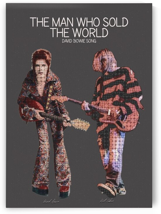 the man who sold the world david bowie song   Nirvana Kurt cobain cover by Gunawan Rb