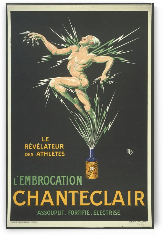 Chanteclair by VINTAGE POSTER