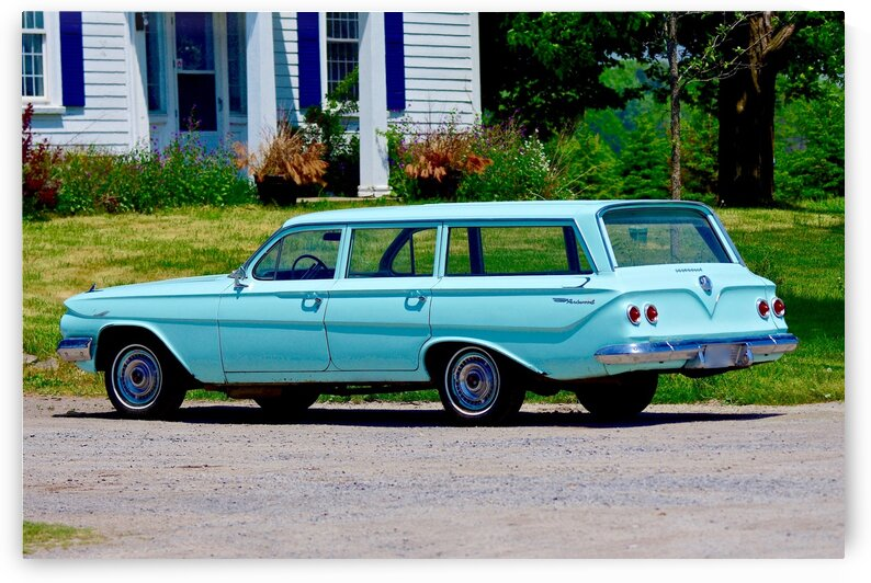 Classic Car by Paul R  O-Toole