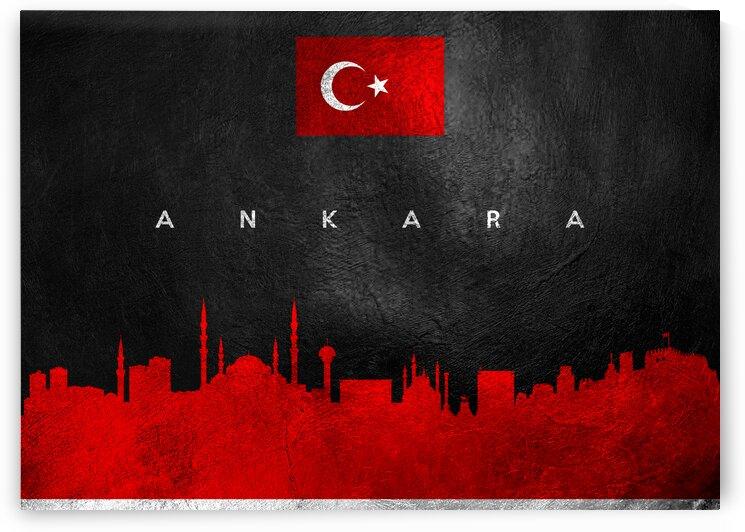 ankara skyline by ABConcepts