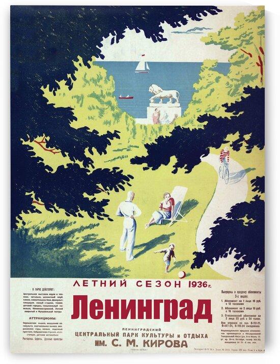 Leningrad by vintagesupreme