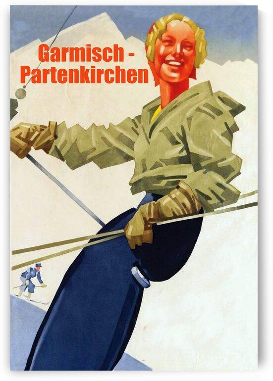 Garmisch Partenkirchen by vintagesupreme
