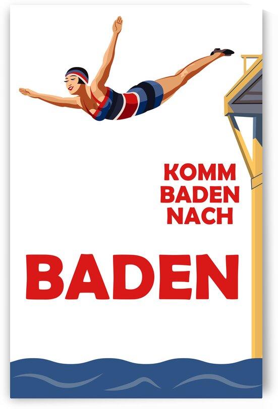 Come to Baden Baden by vintagesupreme