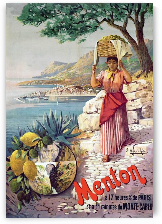 Menton by vintagesupreme