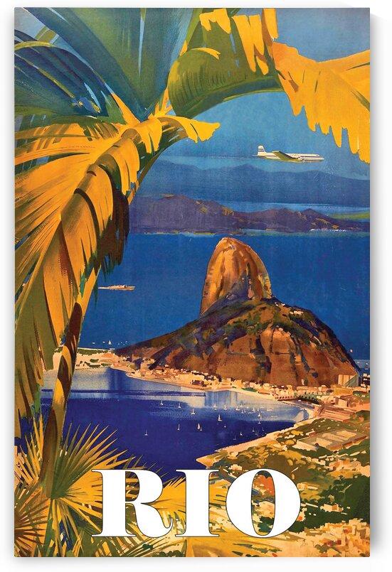 Rio Coast by vintagesupreme