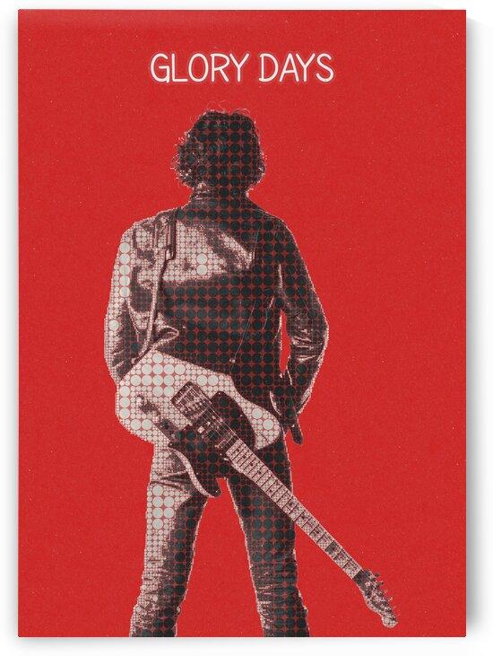 Glory Days   Bruce Springsteen by Gunawan Rb
