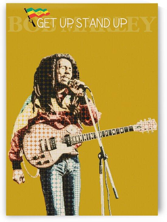 Get Up  Stand Up   Bob Marley by Gunawan Rb