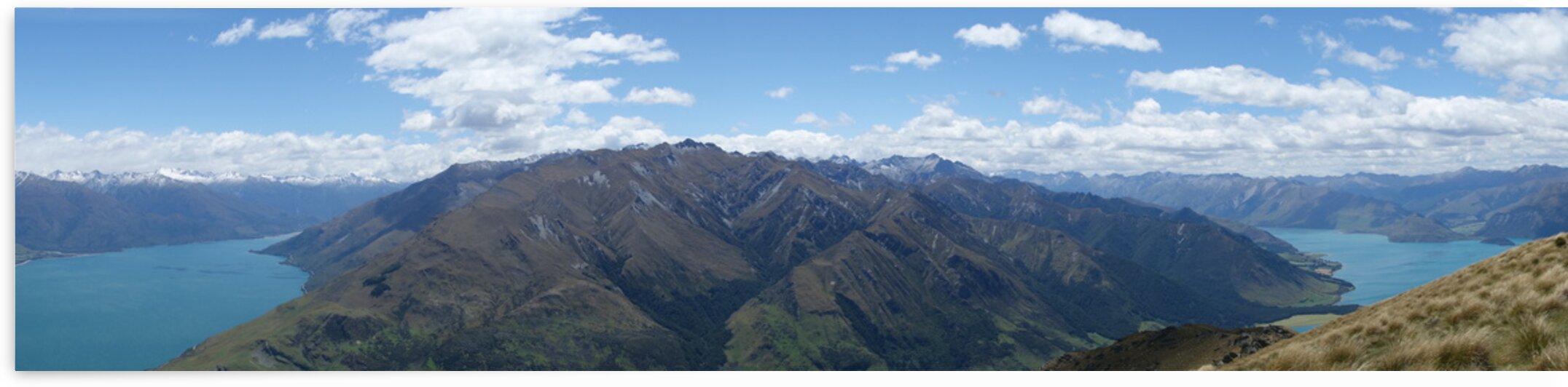 Isthmus Peak by frankc