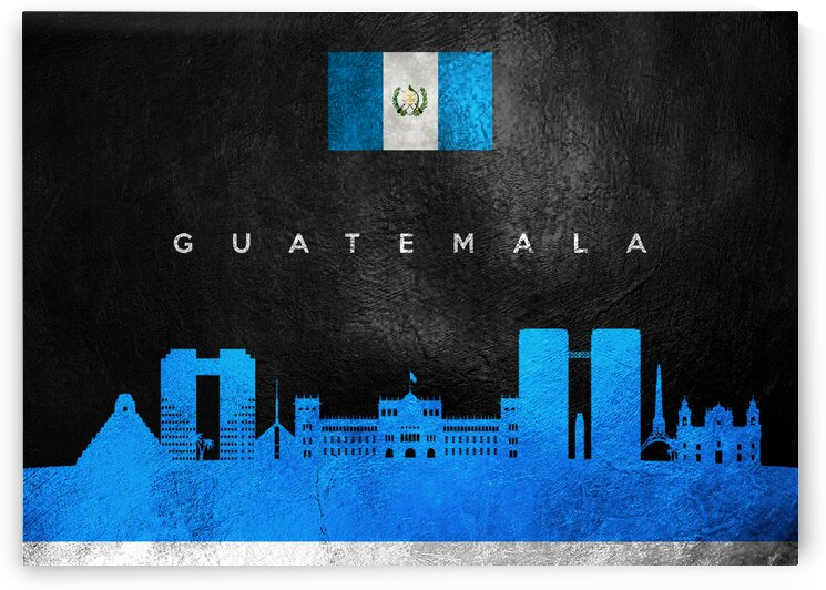 guatemala skyline by ABConcepts