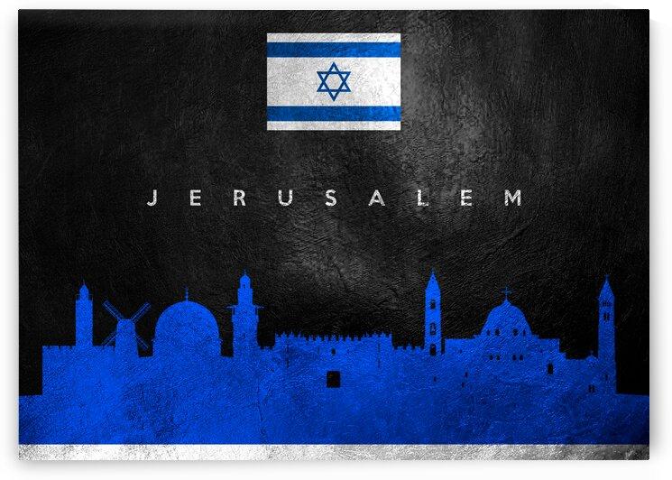 jerusalem skyline by ABConcepts