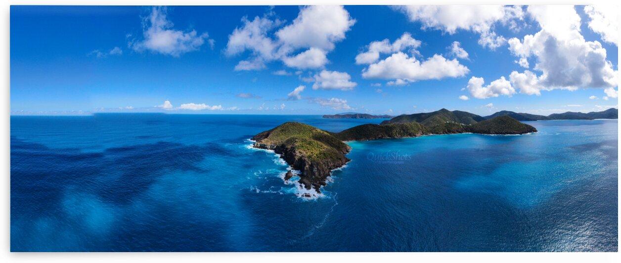 Guana Island by QUICKSHOTS