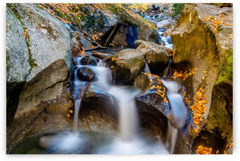 Mountain River VI by PitoFotos